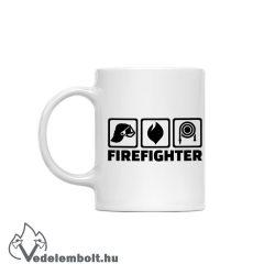 Firefighter - bögre