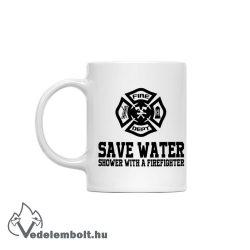 Save water bögre