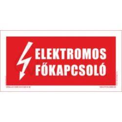 Elektromos főkapcsoló